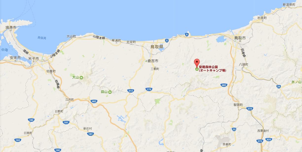 【鳥取県】安蔵森林公園オートキャンプ場ブログまとめ