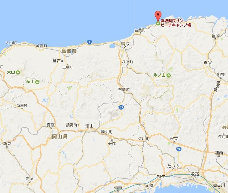 【兵庫県】浜坂県民サンビーチキャンプ場ブログまとめ