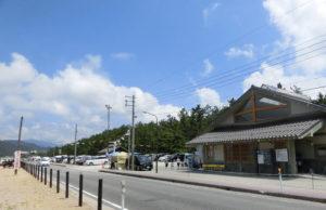 浜坂県民サンビーチキャンプ場の全景