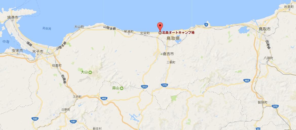 【鳥取県】北条オートキャンプ場ブログまとめ