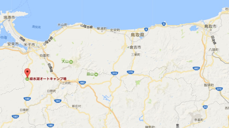 【鳥取県】緑水湖オートキャンプ場ブログまとめ