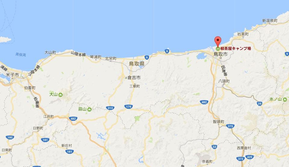 【鳥取県】柳茶屋キャンプ場ブログまとめ