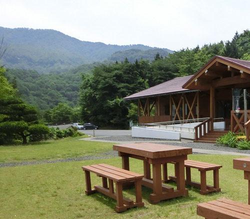 安蔵森林公園キャンプ場
