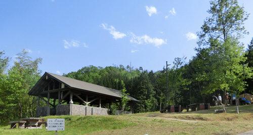 船岡竹林公園キャンプ場