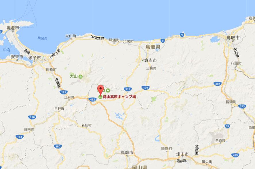 【岡山県】休暇村蒜山高原キャンプ場ブログまとめ