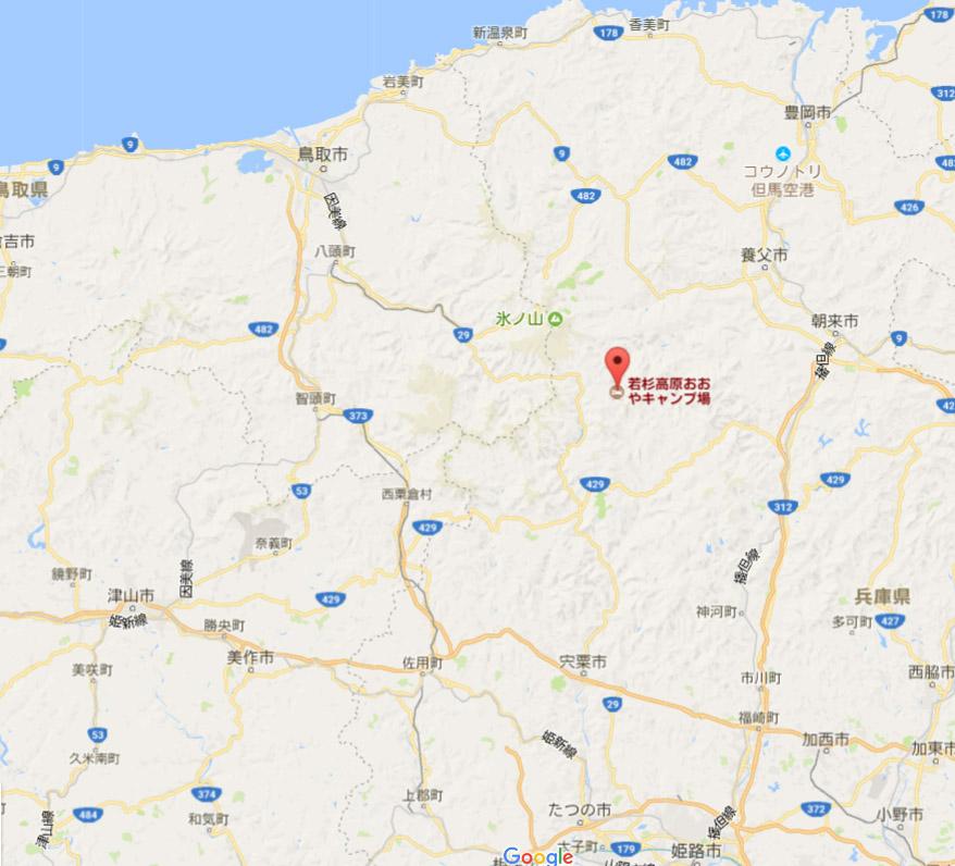 【兵庫県】若杉高原おおやキャンプ場ブログまとめ