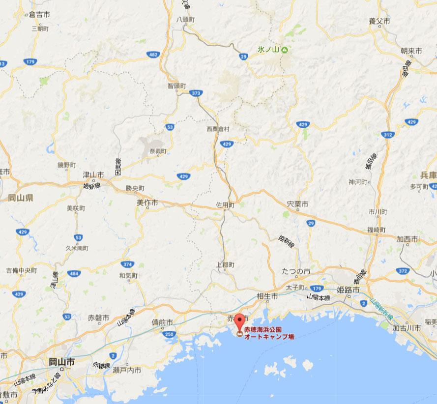 【兵庫県】赤穂海浜公園オートキャンプ場ブログまとめ