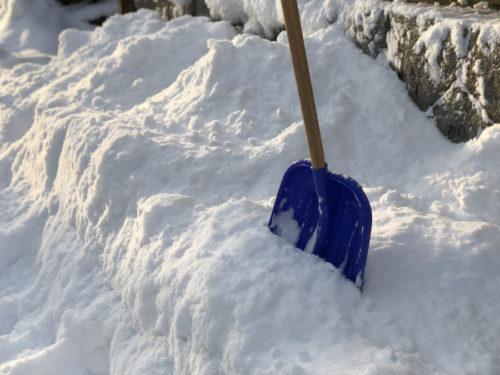 雪に必要なアイテムリスト
