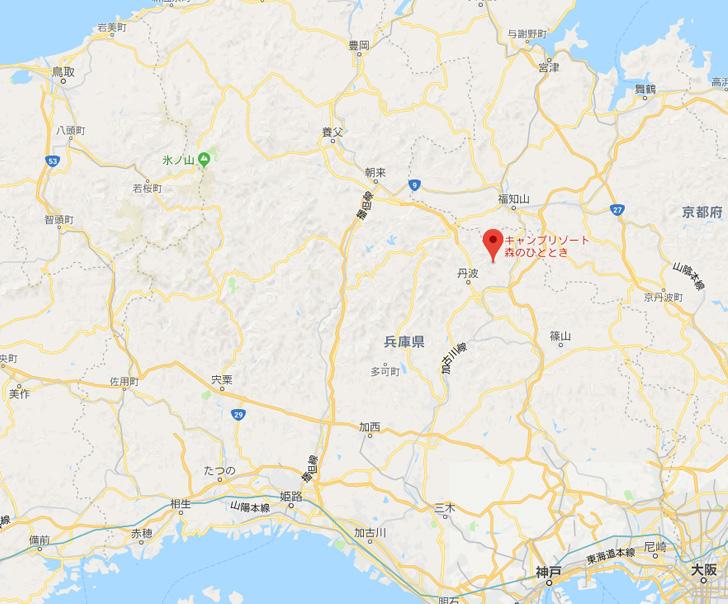 【兵庫県】キャンプリゾート森のひとときブログまとめ