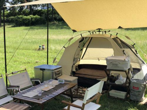 スタイル カンガルー natsucampが選んだソロキャンプにおすすめテントはサーカスTC